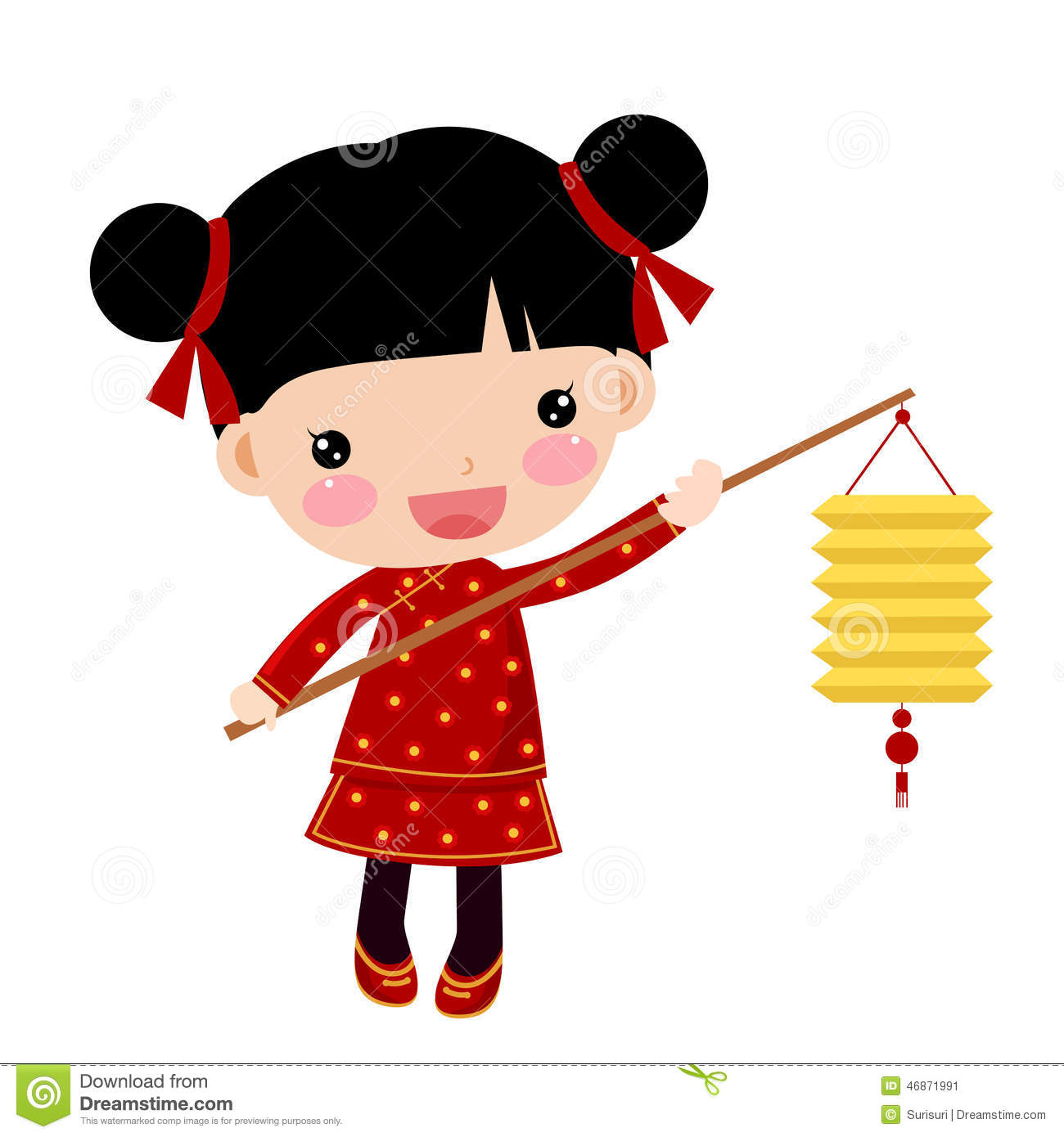 9692 Chinese free clipart.