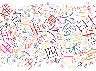 Chinese language evening courses for beginners.
