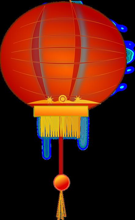 Chinese, Lantern.