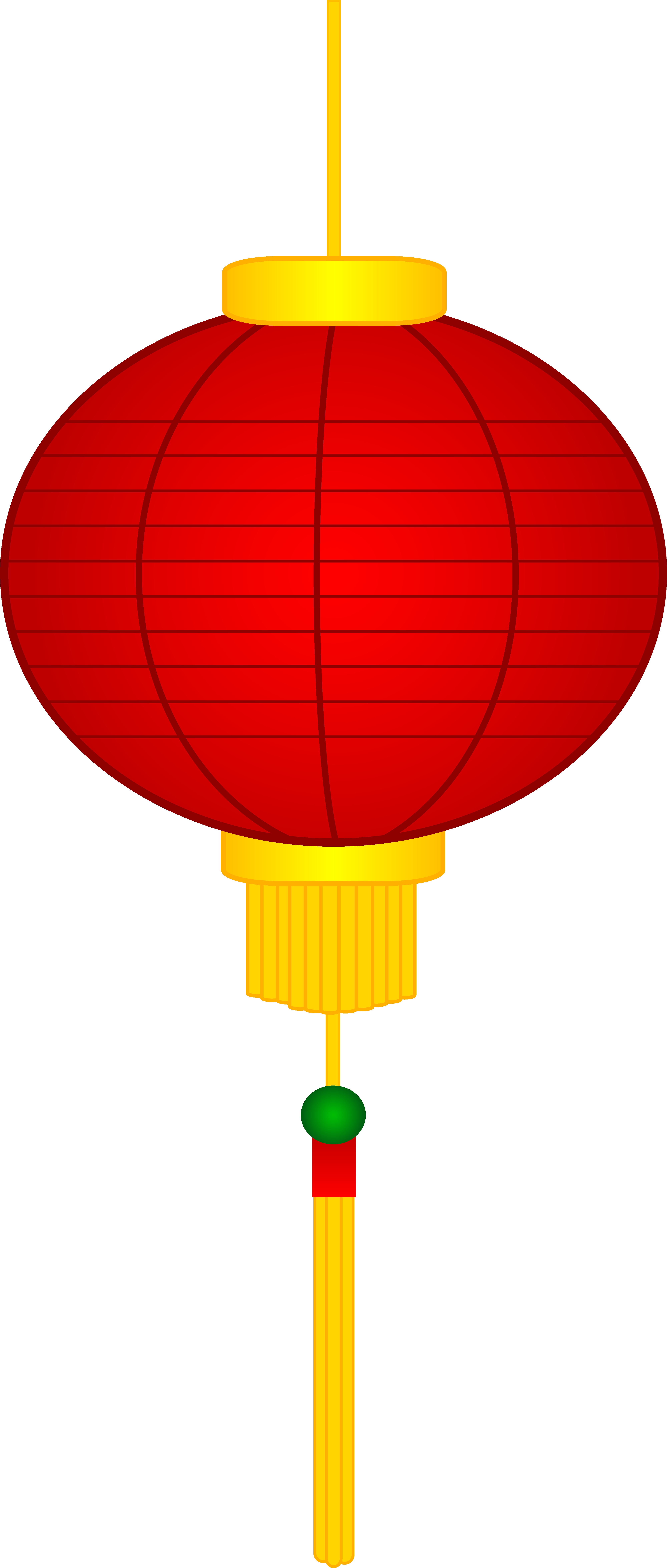 Chinese lantern clipart transparent background.