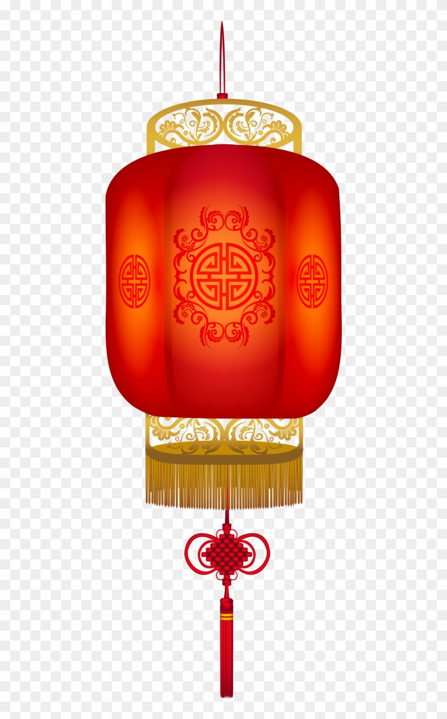 Free Png Download Hanging Chinese Lantern Clipart Png Transparent.