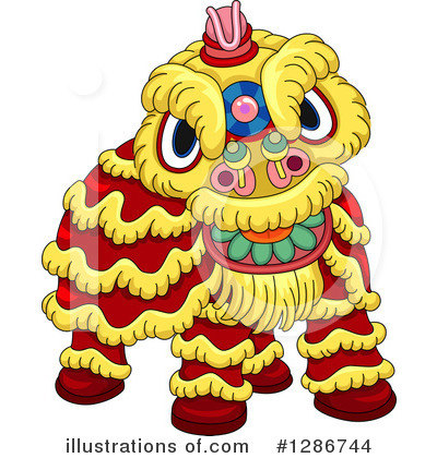 Chinese Dragon Clipart #1286744.