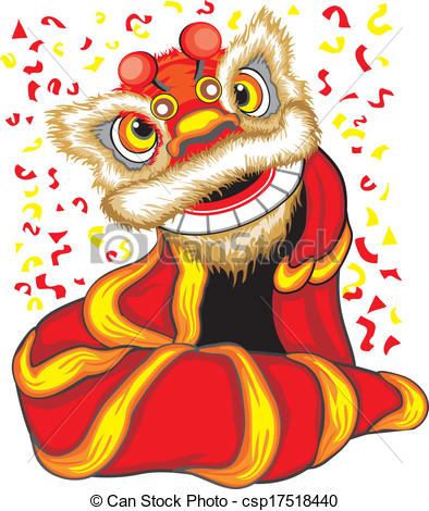 Chinese lion Vector Clipart Royalty Free. 1,794 Chinese lion clip.