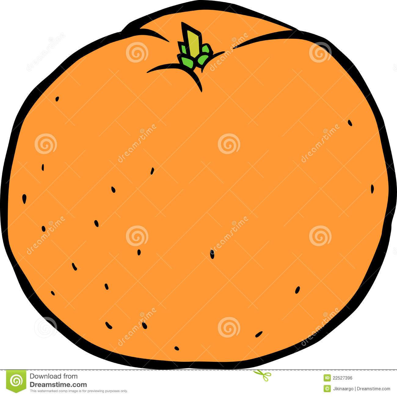 Mandarin Royalty Free Stock Image.