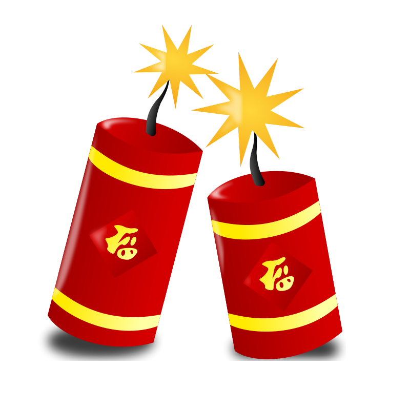 Chinese new year free clip art.