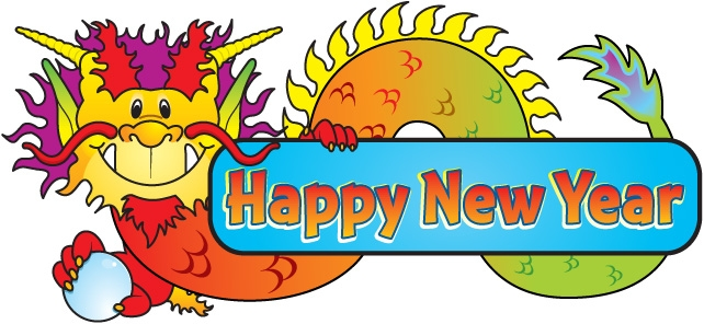 Lunar new year clipart #8