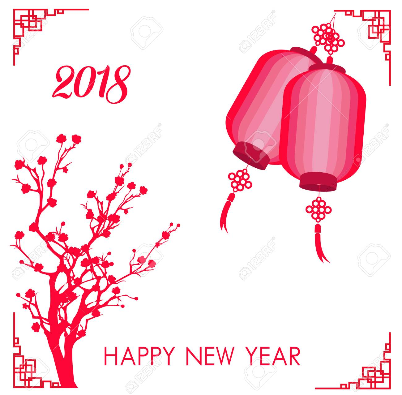 Chinese New Year 2018 Clipart (106+ images in Collection) Page 3.