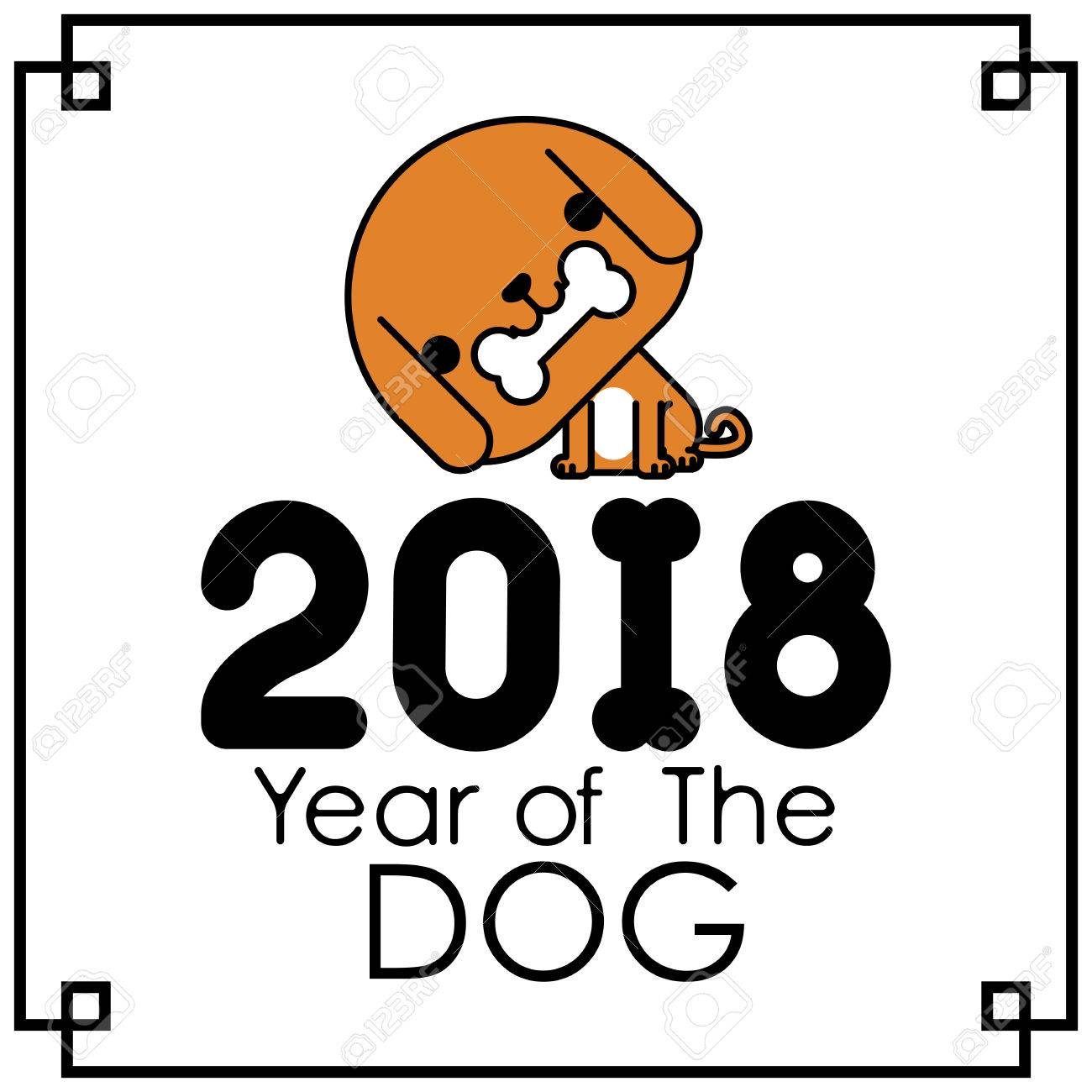 Free Clipart New Year 2018.