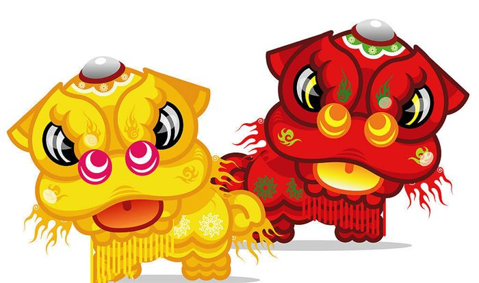 Clipart for chinese new year.