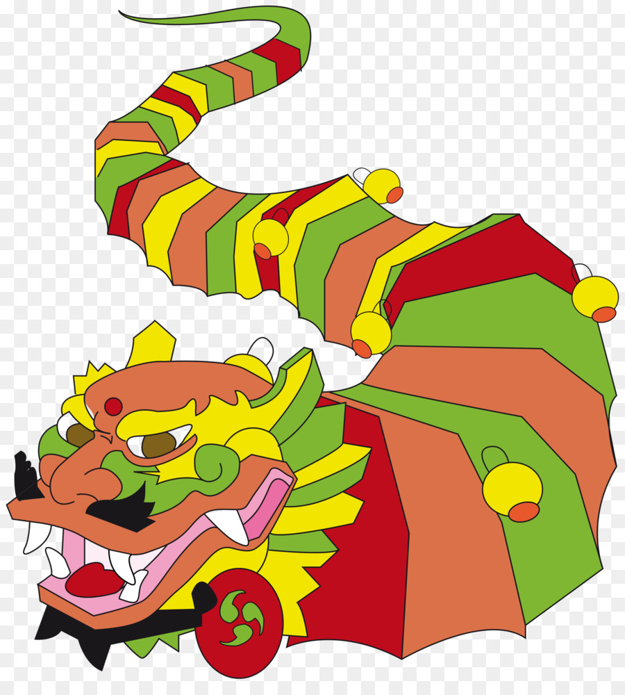 Chinese New Year Dragon Cartoontransparent png image & clipart free.