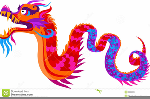 Chinese New Year Dragon Clipart Free.