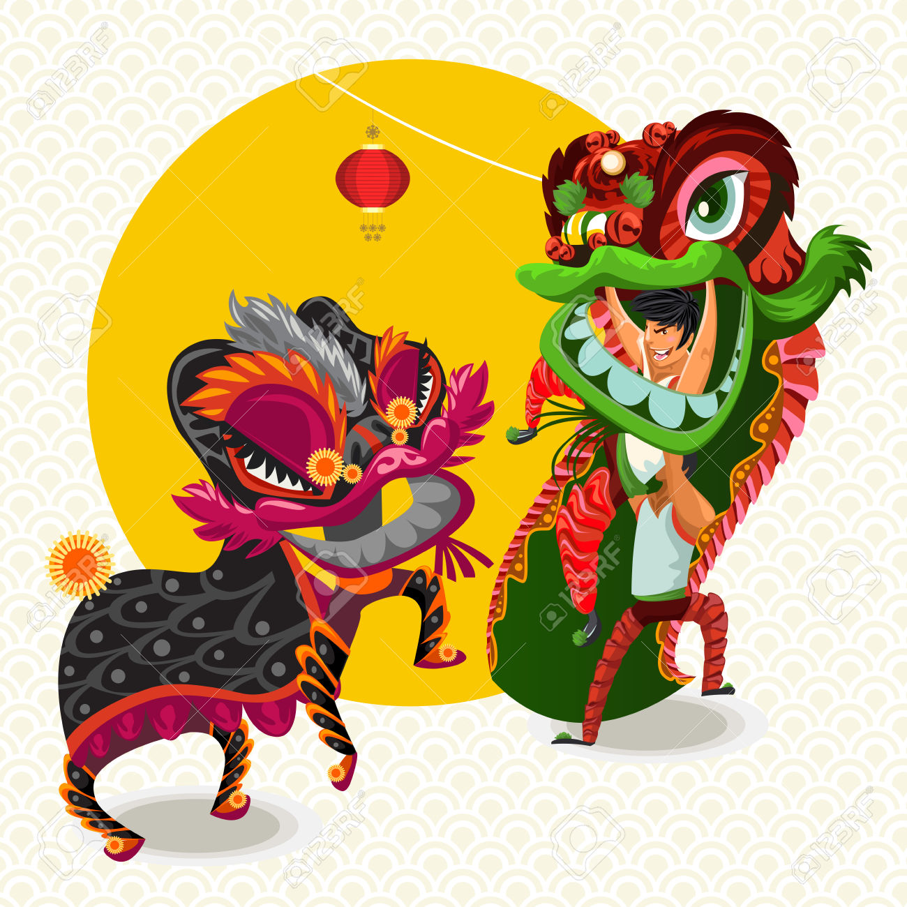 52,462 Chinese New Year Stock Vector Illustration And Royalty Free.