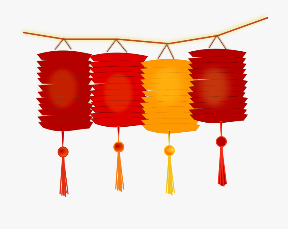 Chinese Lantern Clipart, Vector Clip Art Online, Royalty.
