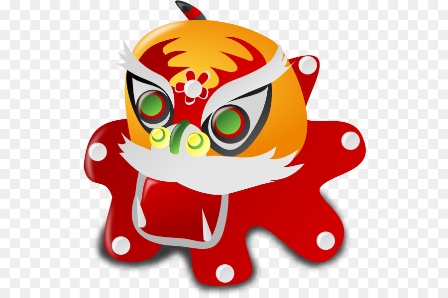 Chinese New Year Rabbit png download.