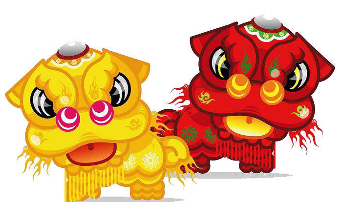 Chinese New Year PNG Clipart.