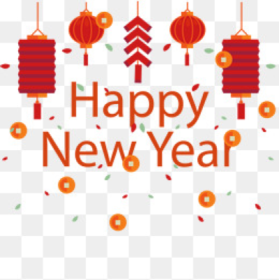 Chinese New Year PNG Images.