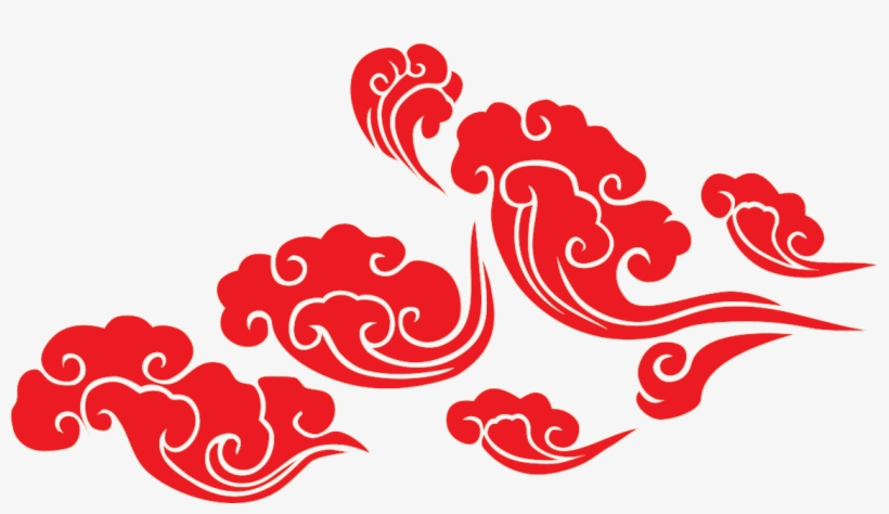 Png Stock Chinese Vector Cloud.