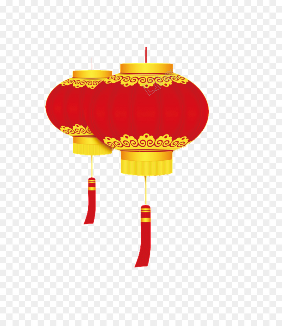 Chinese New Year Red Background png download.