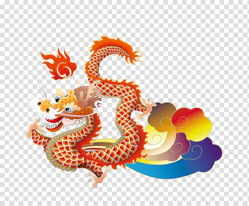 Chinese zodiac Dragon Chinese New Year Snake Monkey, Dragon.