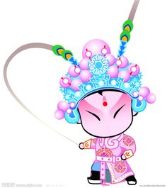 Chinese opera clipart » Clipart Station.