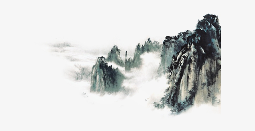 Drawing Chinese Landscape.