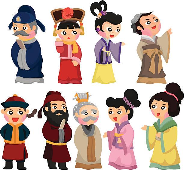 Best Chinese Boy Illustrations, Royalty.