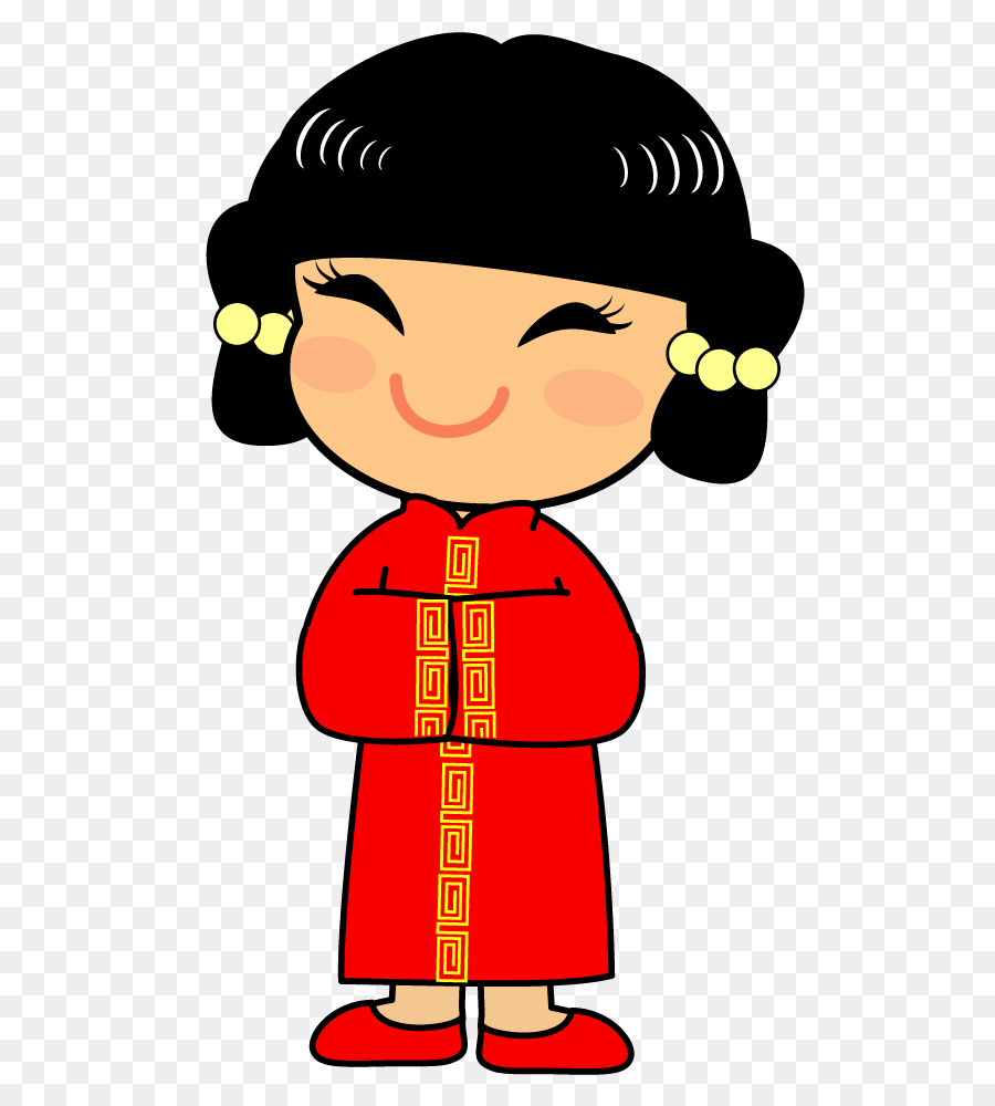 Chinese New Year In Chinese png download.
