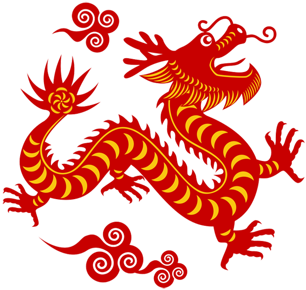 Download Chinese Dragon High Quality PNG.