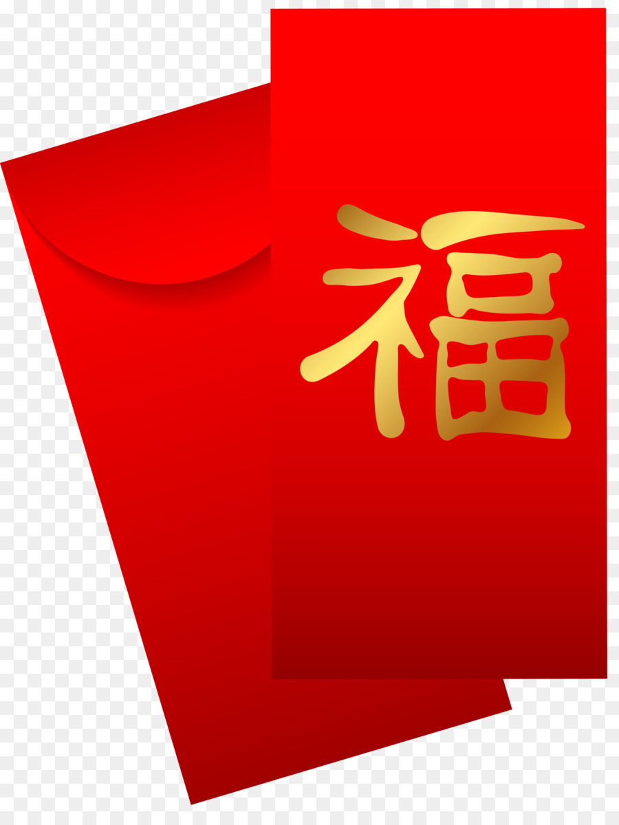 Chinese New Year Red Envelopetransparent png image & clipart free.