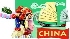 Poster For China.