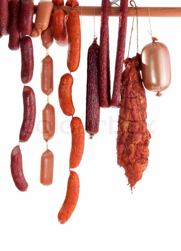 Buy Stock Photos of Sausage.
