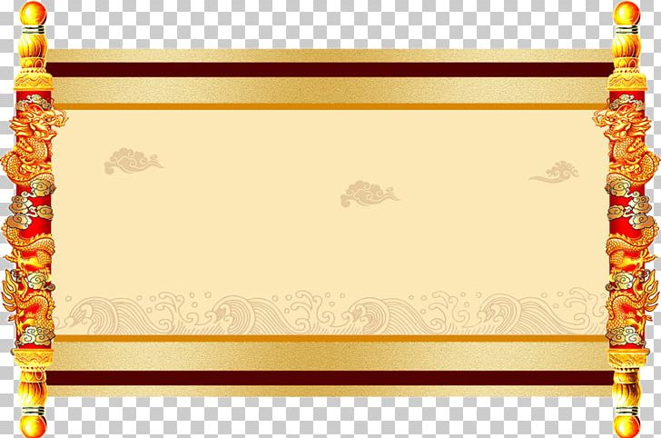 Paper Edict Scroll PNG, Clipart, Chinese Dragon, Download, Dragons.
