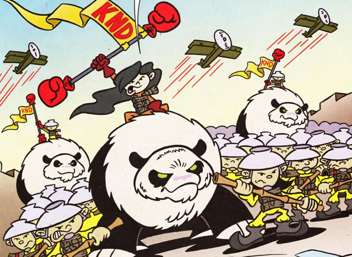 Chinese sector clipart #18