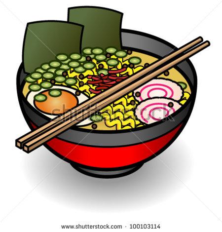 Clip Art Asian Noodles Clipart.