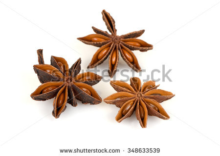 Chinese Anise Stock Photos, Royalty.