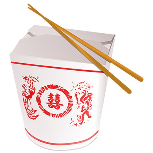 Chinese Food Clipart Group with 88+ items.