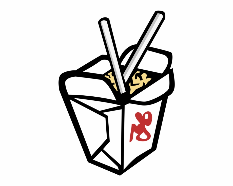 Chinese Clipart Takeout Chinese.