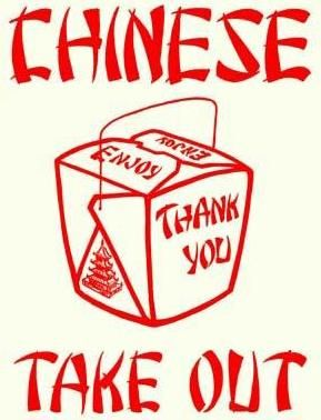Chinese Take Out Clipart Image Carton Of Chinese Food In A Take Out.
