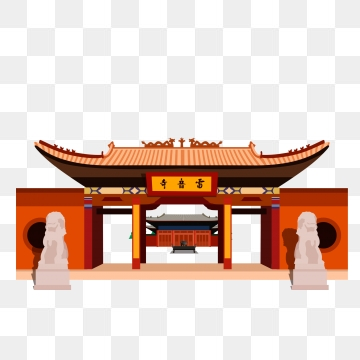 Chinese Temple Png, Vector, PSD, and Clipart With Transparent.