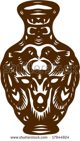 Chinese Vase Stock Vectors, Images & Vector Art.