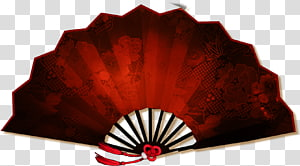 Chinese fans PNG clipart images free download.