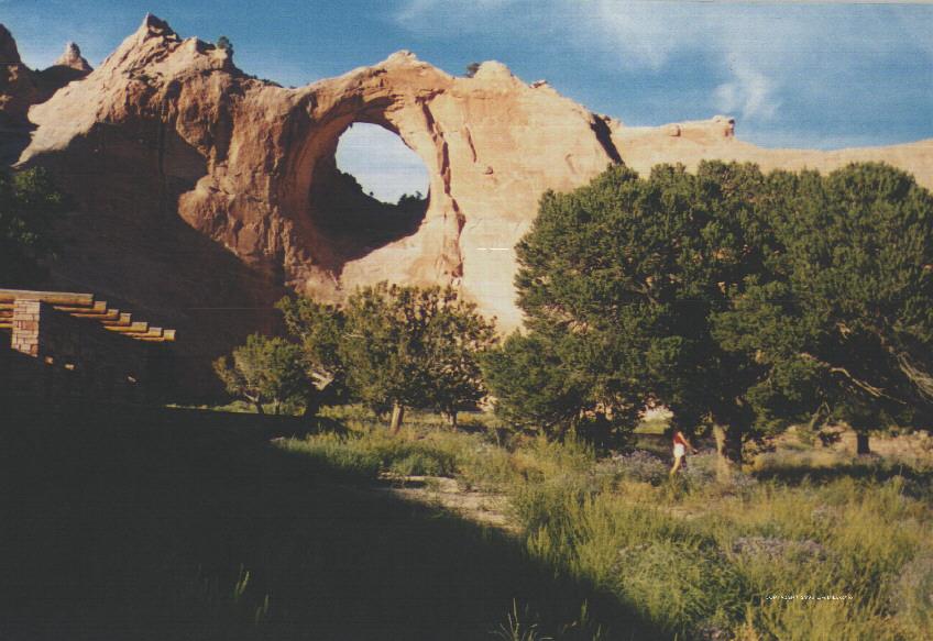 Canyon De Chelly, the unofficial Navajo Central Web site & FAQ's.