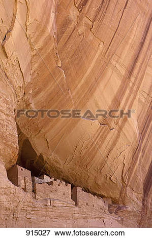 Picture of White House Ruins, Canyon De Chelly National Monument.