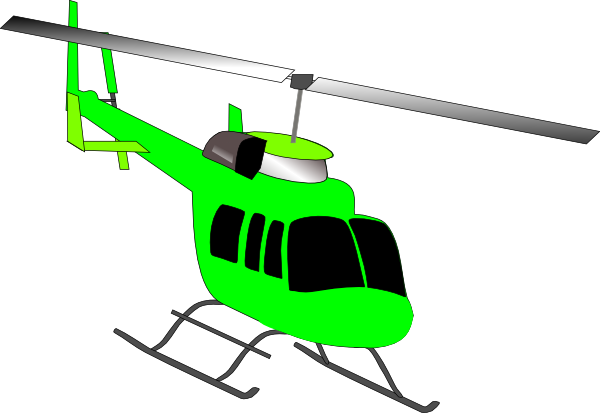 Chinook Helicopter Clipart.