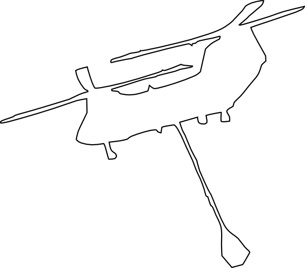 Military Helicopter Clip Art at Clker.com.