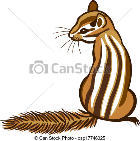 Chipmunk Illustrations and Clipart. 581 Chipmunk royalty free.