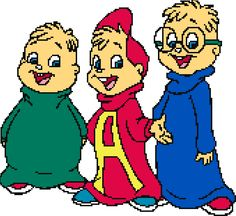 Free alvin and the chipmunk clip art.