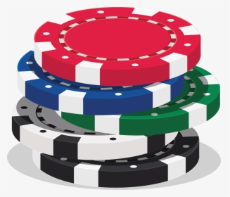 Transparent Casino Chip Png.