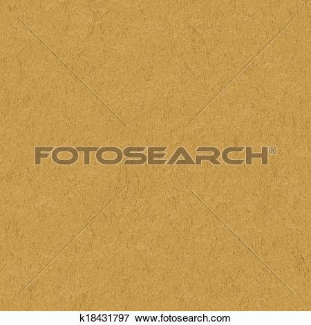 Stock Illustration of Cardboard or chipboard texture k18431797.