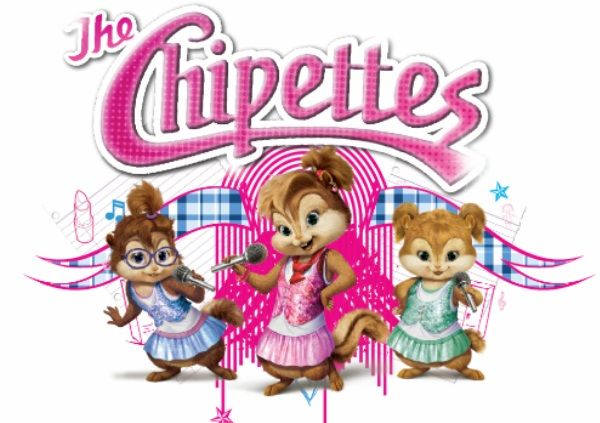 alvin and the chipmunks and the chipettes.